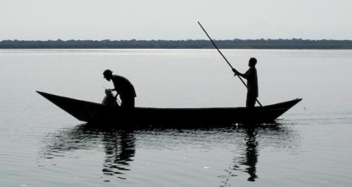 """African Fishermen"" Canon G10"