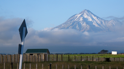 There she is, thats a massvie volcanic cone
