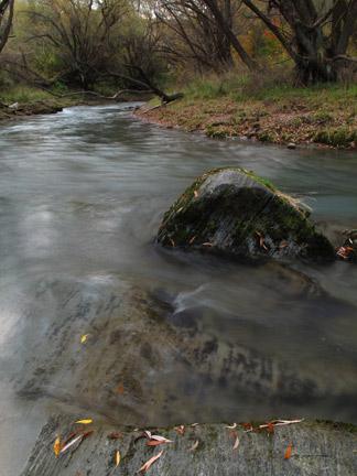 Flowing Rock