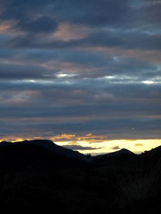 Fletcher's Inlet Sunset