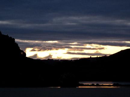 Flechers Inlet Sunset