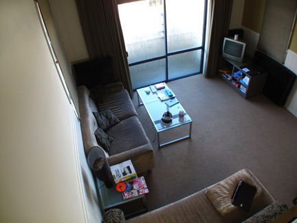Main Room From Above
