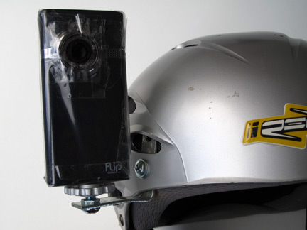 Helmet Camera Mounting System