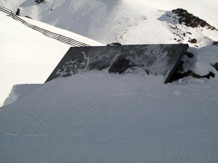 Main Wall Ride