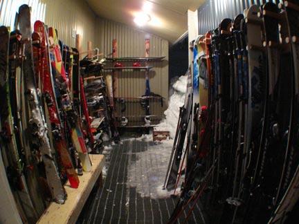 Ski / Board Storage