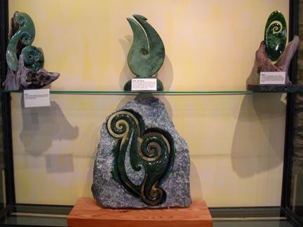 Large Jade Sculptures