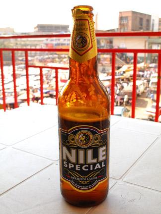 Nile Special, A Ugandan Beer