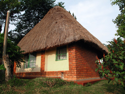 Thatch Roof Bungalow