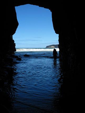 Big Cave Entrance
