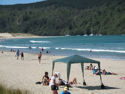 Whangamata Beach North