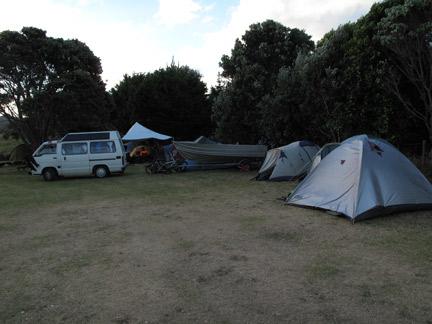 Medlands Campsite