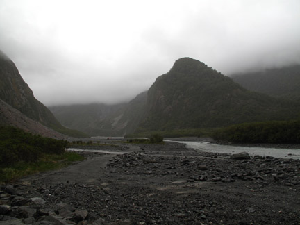 Fox Glacial Valley