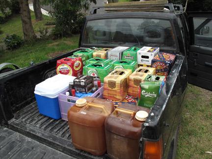 Booze Truck