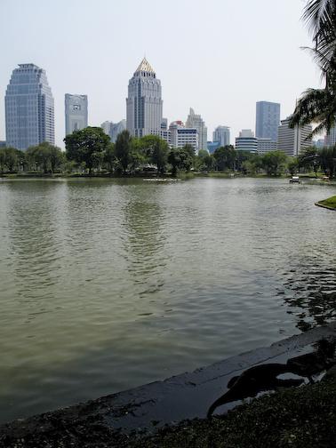 Limpini Park, Bangkok