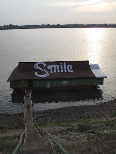 Smile, Your In Thakhek
