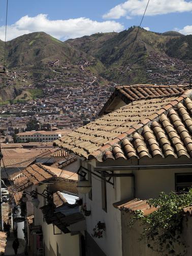 Cusco Vista