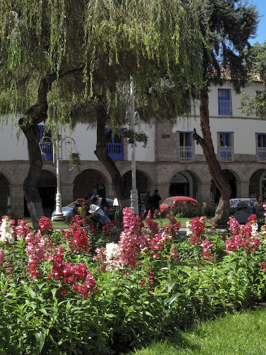 Plaza Kusipata