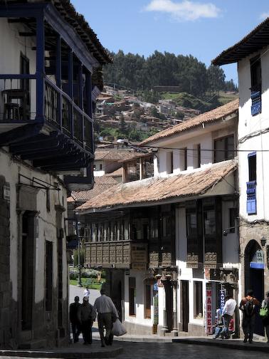 Cusco Avenue