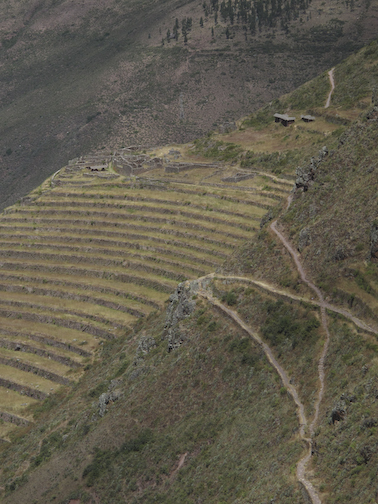 Pisac Inca City