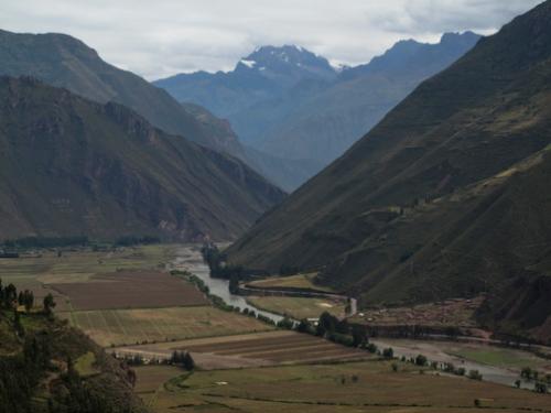 Pisac Valley Vista