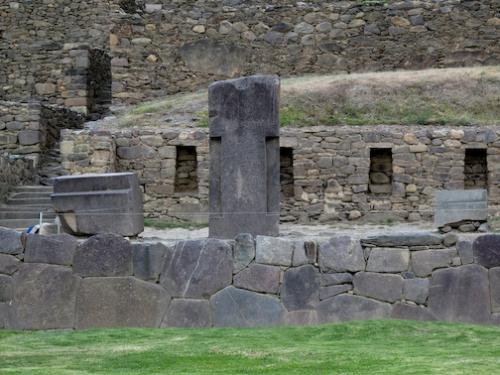 Unplaced Stones