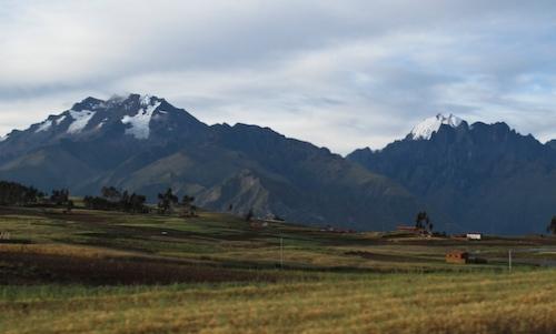 Sacred Valley Peaks