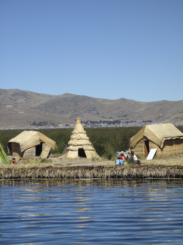 Reed Dwellings