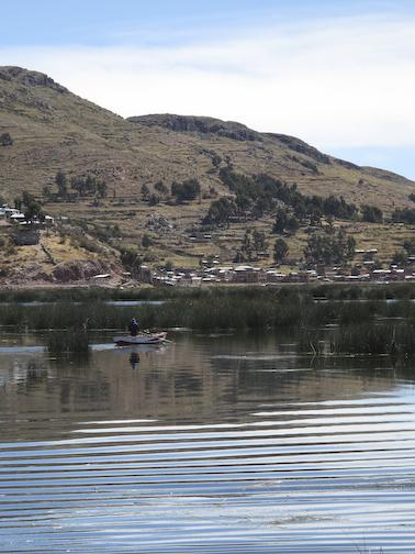 Lake Titicaca and Puno