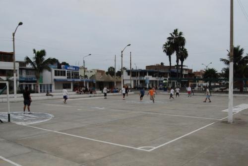 Local Game of Futbol