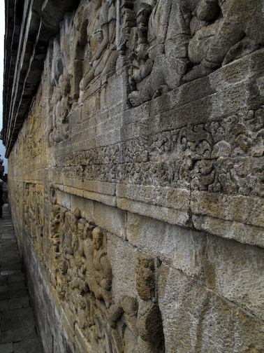 Wall Carving