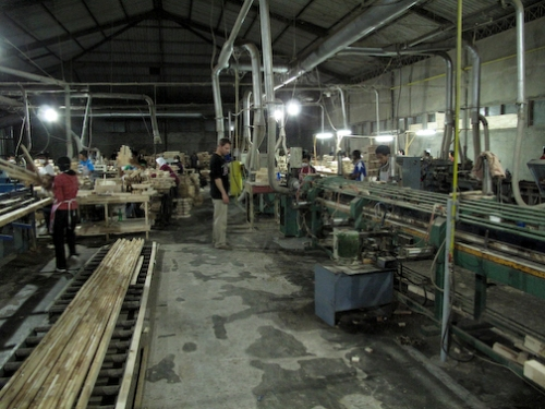 Dustin's Brothers Woodcore Factory