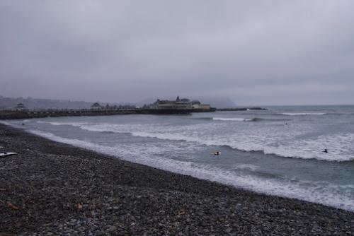 Surf Beach Lima