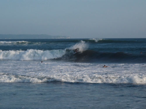 Thumping Waves At Canggu