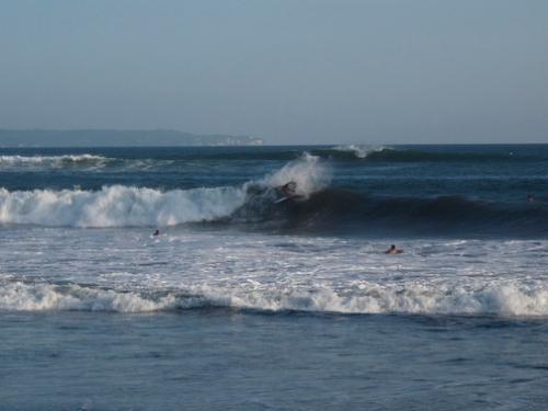 Thumping Waves At Canggu
