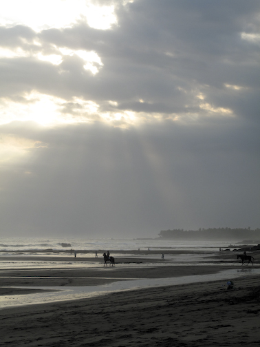 God Rays At Canggu
