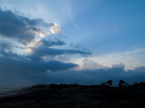 Bali Clouds