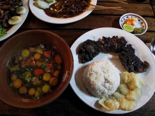 Sop Buntut (Indonesian Oxtail Soup)