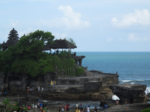 Tanah Lot to Infinite Ocean