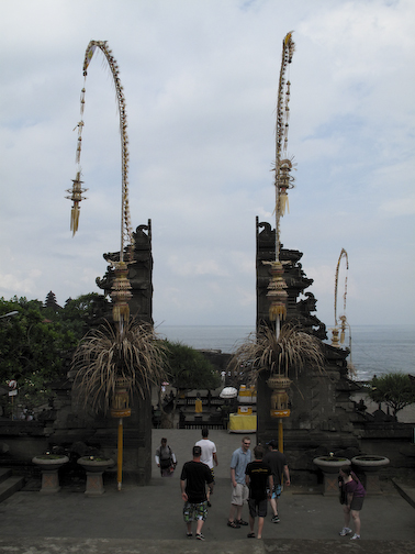 Tanah Lot Gate