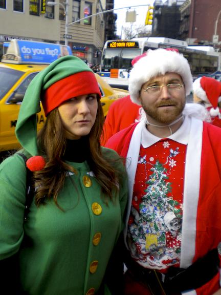 Angry Elf Rachel