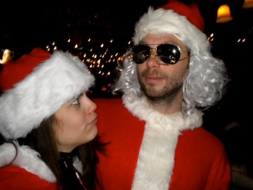Santa Has a Bright Future